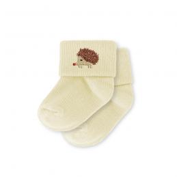 Sokjes met egel